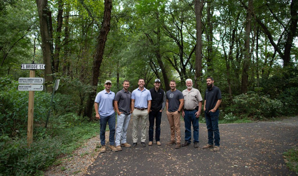 Burkentine Builders and Inch & Co. build new rental complex in Marietta, PA