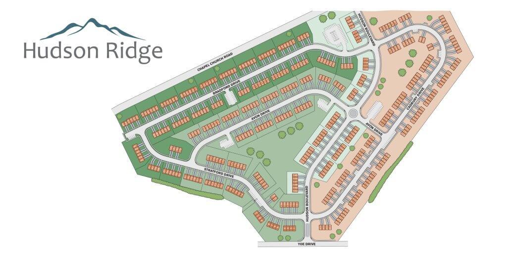 hudson ridge plot plan dallastown