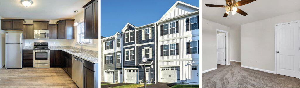 hudson ridge dallastown townhomes for rent