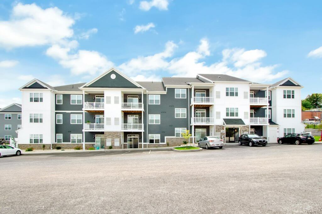 Open House for Luxury Apartments and Townhomes