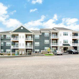 wynfield apartments exterior