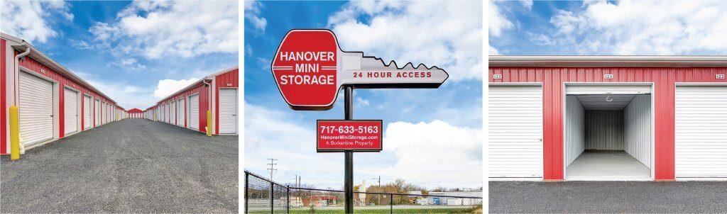 Hanover mini storage