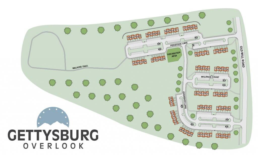Gettysburg Overlook Plot Plan_Burkentine Properties-02